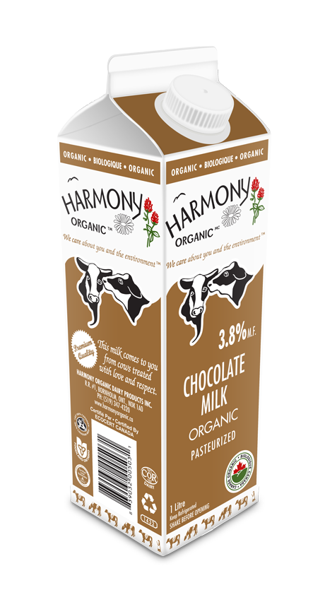Harmony Chocolate Milk
