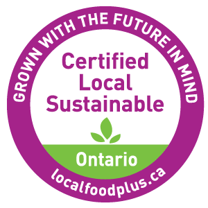 Local Food Plus Ontario Logo